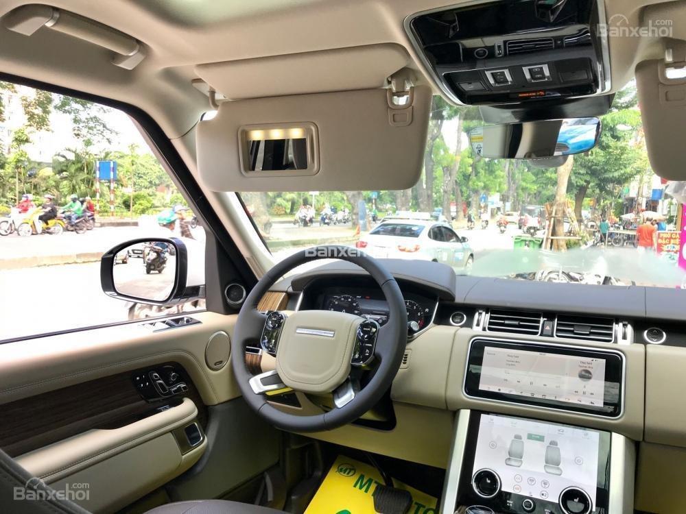 Bán ô tô LandRover Range Rover HSE đời 2019, màu trắng, nhập khẩu nguyên chiếc từ Mỹ. LH Ms Hương 0945.39.2468 (21)