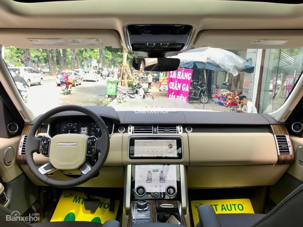Bán ô tô LandRover Range Rover HSE đời 2019, màu trắng, nhập khẩu nguyên chiếc từ Mỹ. LH Ms Hương 0945.39.2468 (20)