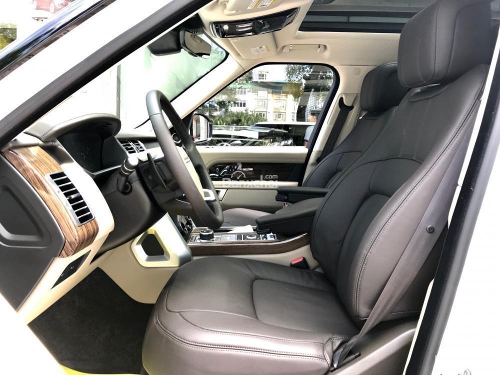 Bán ô tô LandRover Range Rover HSE đời 2019, màu trắng, nhập khẩu nguyên chiếc từ Mỹ. LH Ms Hương 0945.39.2468 (13)
