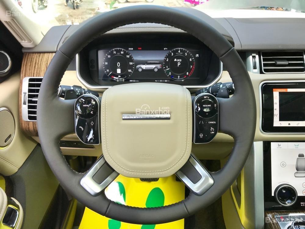 Bán ô tô LandRover Range Rover HSE đời 2019, màu trắng, nhập khẩu nguyên chiếc từ Mỹ. LH Ms Hương 0945.39.2468 (25)