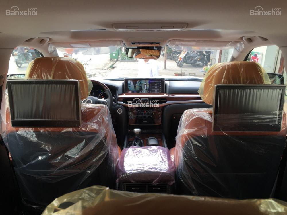 Bán xe Lexus LX 570S SuperSport năm sản xuất 2018, màu đen, nhập khẩu nguyên chiếc-13