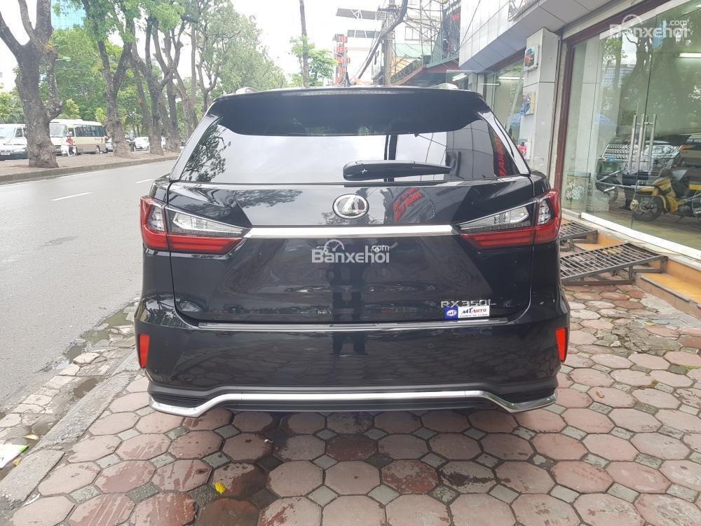Cần bán Lexus RX 350L sản xuất năm 2018, bản 07 chỗ màu đen, nhập khẩu Mỹ giá tốt-5