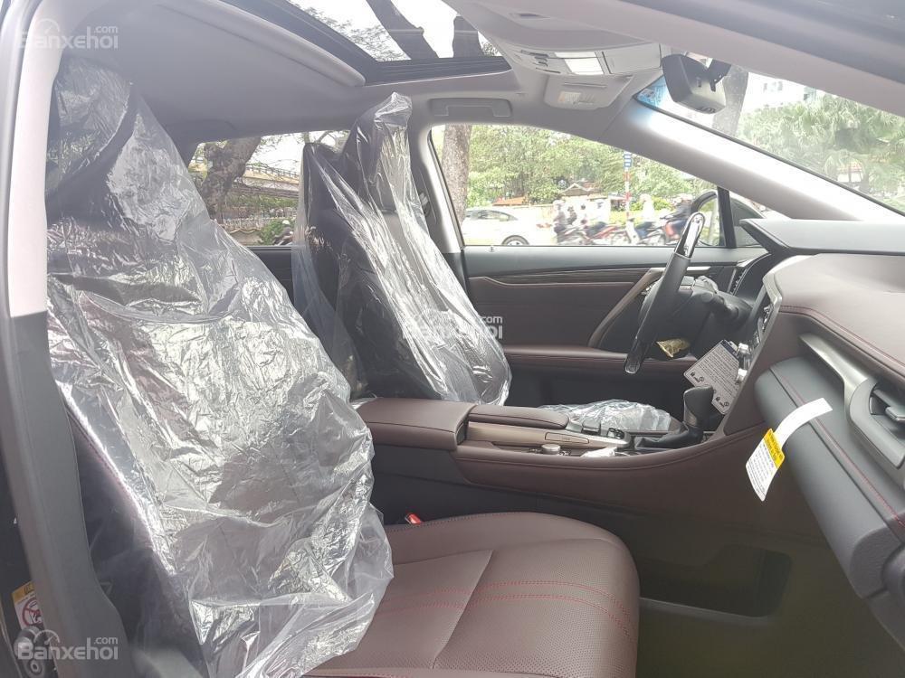Cần bán Lexus RX 350L sản xuất năm 2018, bản 07 chỗ màu đen, nhập khẩu Mỹ giá tốt-9