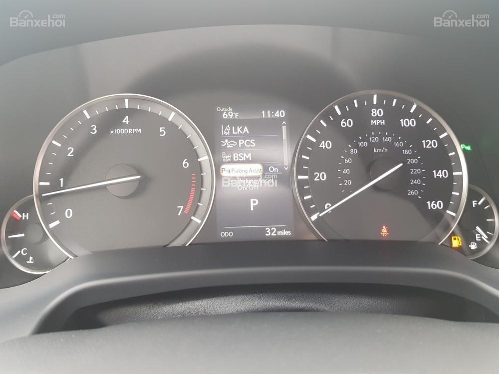 Cần bán Lexus RX 350L sản xuất năm 2018, bản 07 chỗ màu đen, nhập khẩu Mỹ giá tốt-19
