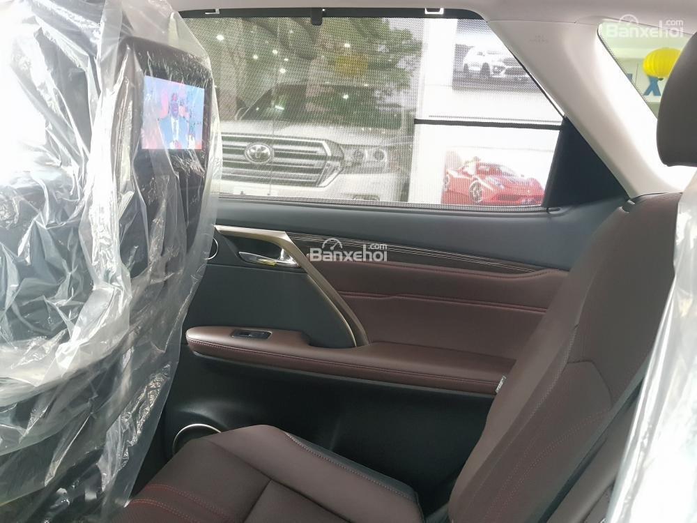 Cần bán Lexus RX 350L sản xuất năm 2018, bản 07 chỗ màu đen, nhập khẩu Mỹ giá tốt-13