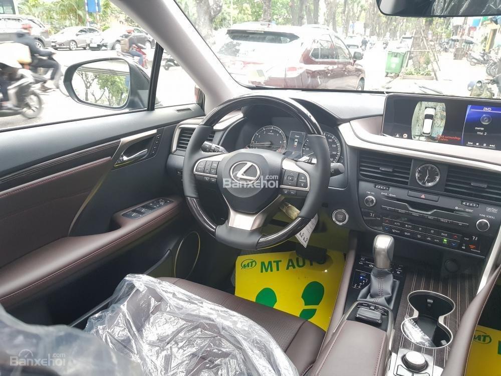 Cần bán Lexus RX 350L sản xuất năm 2018, bản 07 chỗ màu đen, nhập khẩu Mỹ giá tốt-11