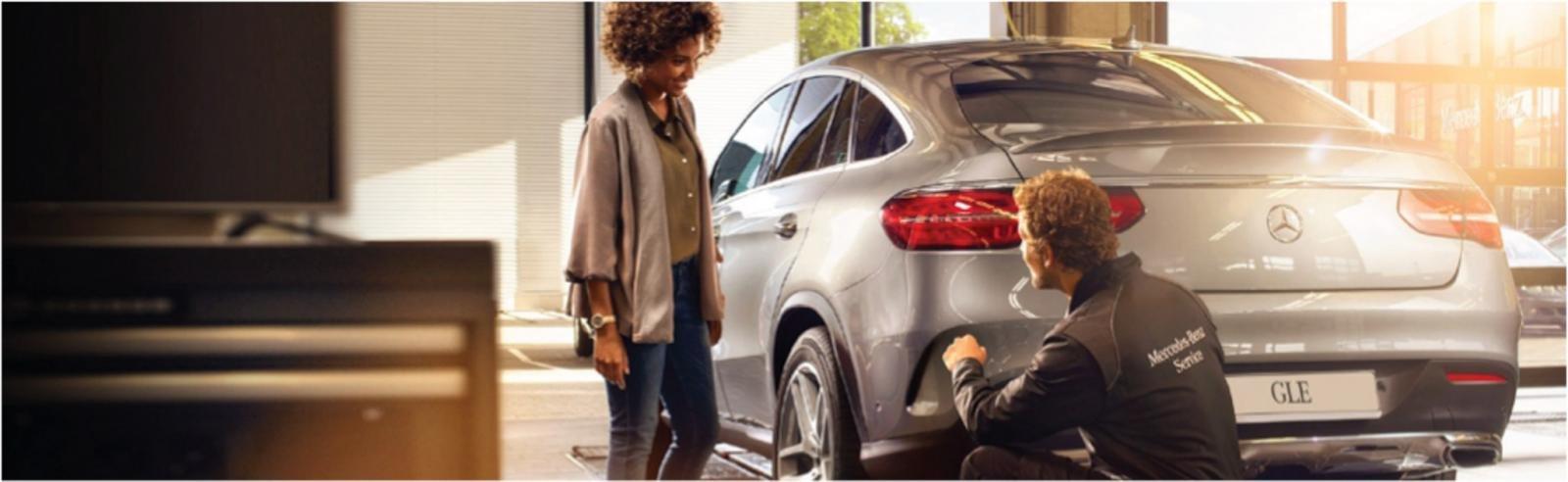 Cần lưu ý những gì khi bảo dưỡng xe Mercedes-Benz