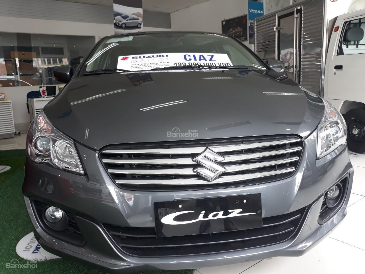 Bán Suzuki Ciaz AT 2019, nhập khẩu, thanh lịch sang trọng (1)