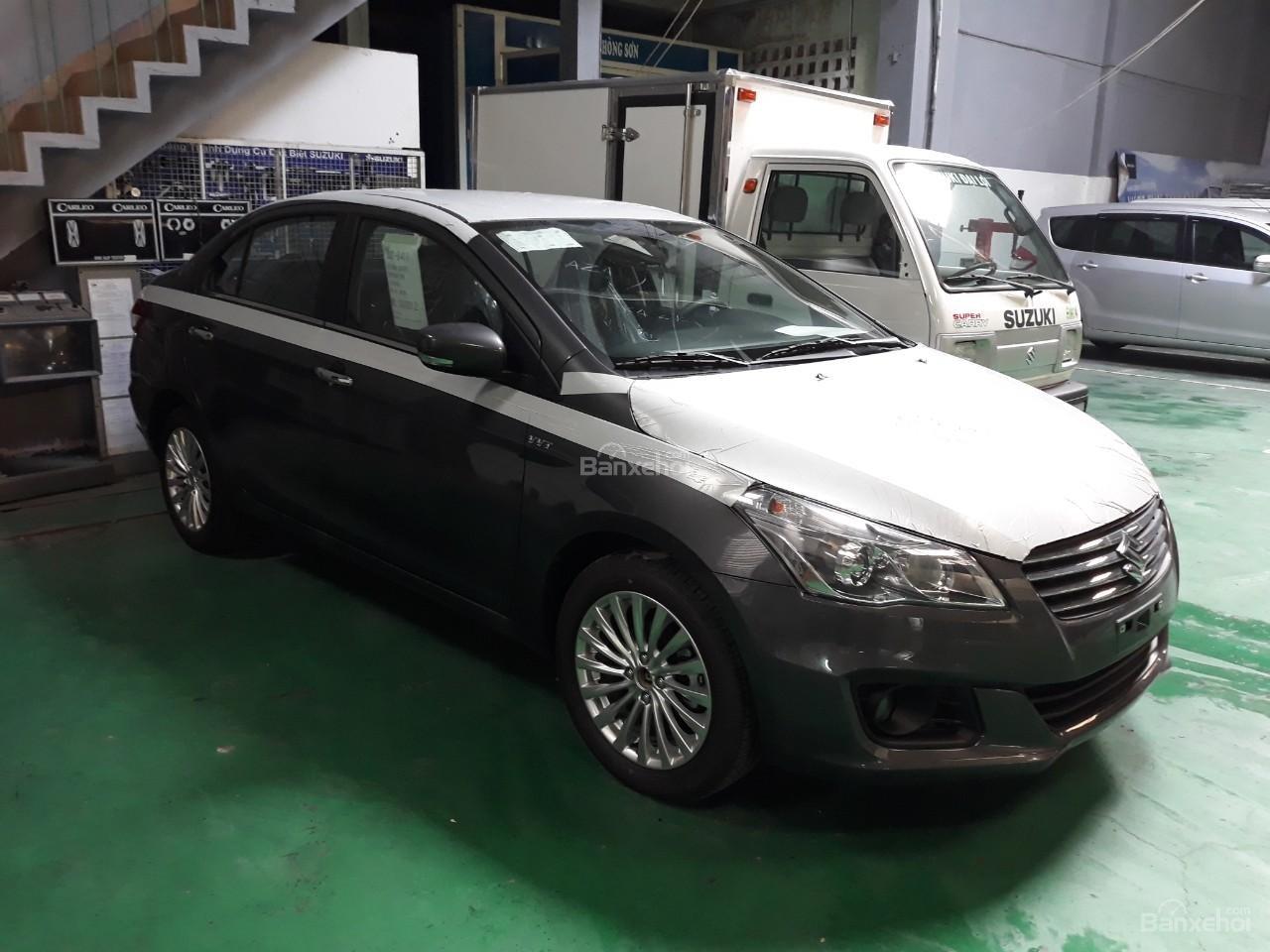 Bán Suzuki Ciaz AT 2019, nhập khẩu, thanh lịch sang trọng (6)