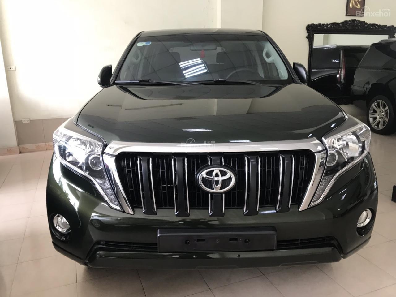 Cần bán Toyota Prado - TXL - 2016, biển thành phố, xe đẹp như mơ, hỗ trợ vay ngân hàng, liên hệ Mr Trung-0988599025-0