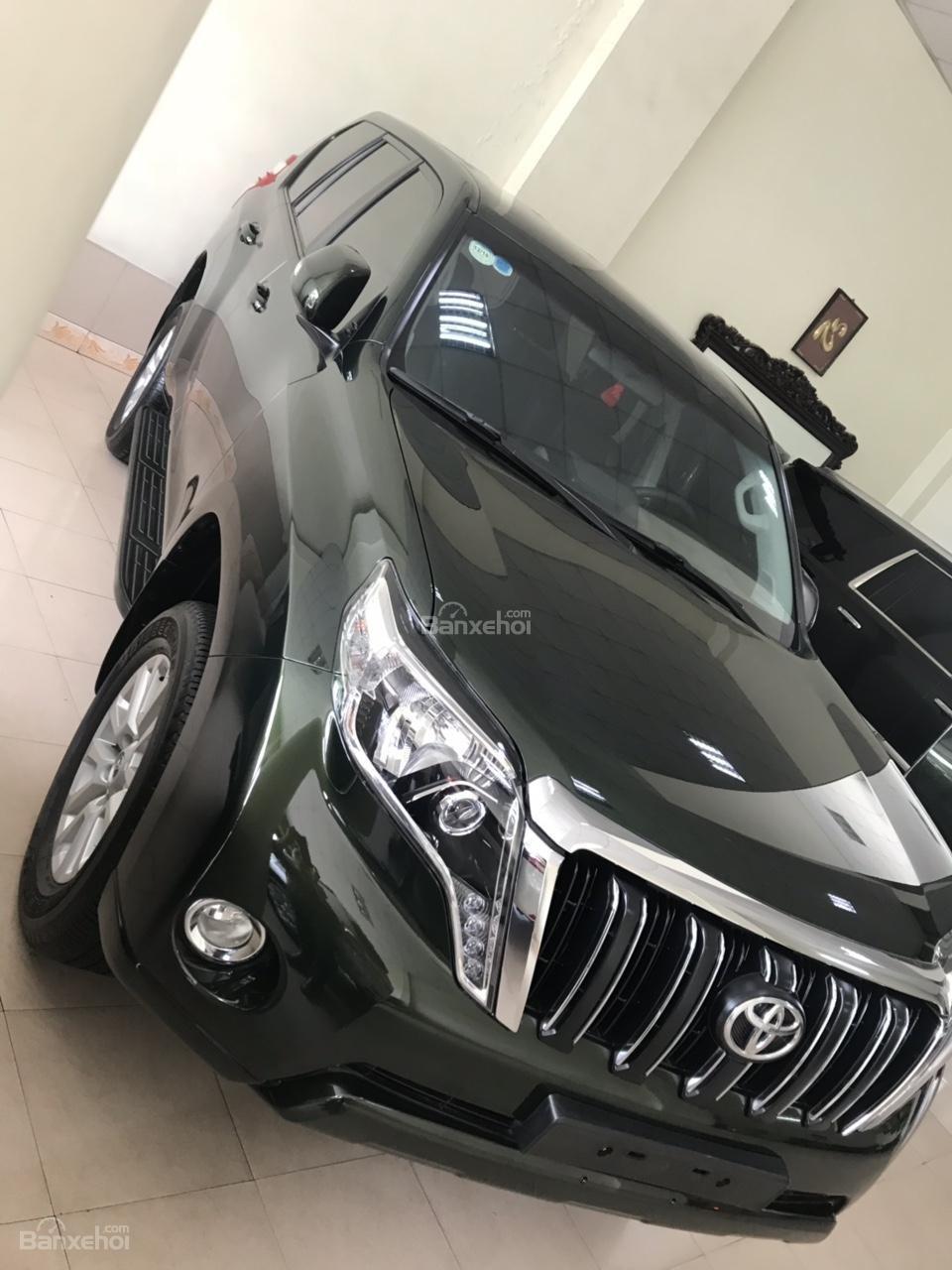 Cần bán Toyota Prado - TXL - 2016, biển thành phố, xe đẹp như mơ, hỗ trợ vay ngân hàng, liên hệ Mr Trung-0988599025-1
