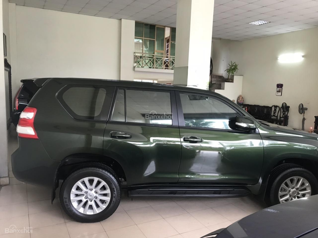 Cần bán Toyota Prado - TXL - 2016, biển thành phố, xe đẹp như mơ, hỗ trợ vay ngân hàng, liên hệ Mr Trung-0988599025-3