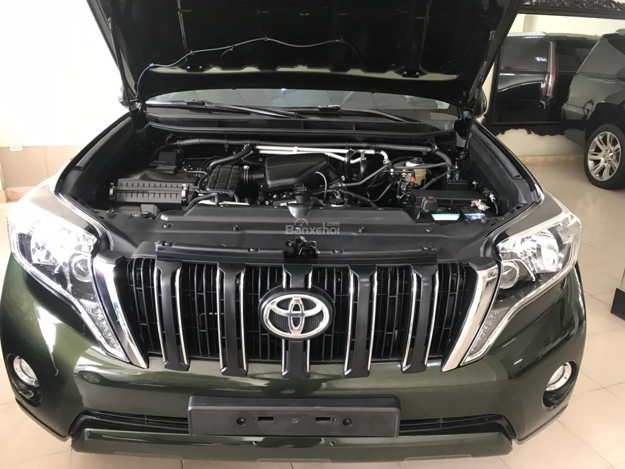 Cần bán Toyota Prado - TXL - 2016, biển thành phố, xe đẹp như mơ, hỗ trợ vay ngân hàng, liên hệ Mr Trung-0988599025-4