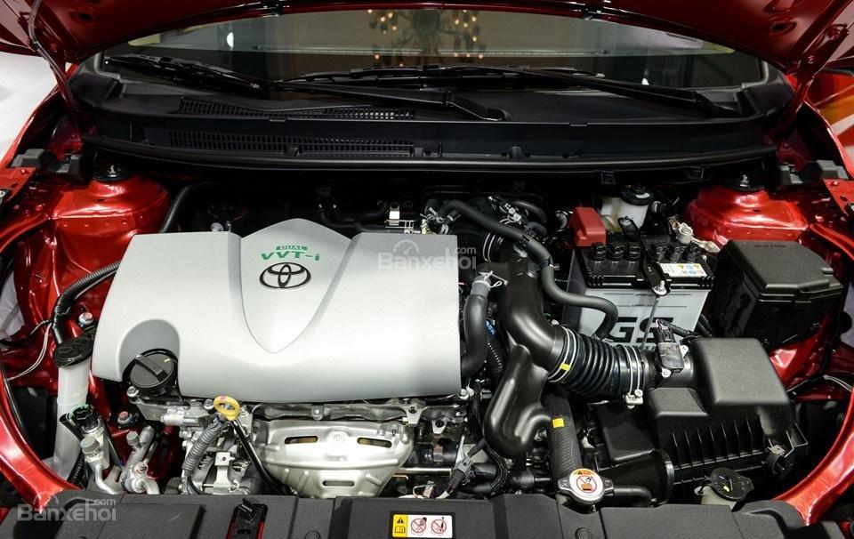 Toyota Vios 2019 và Nissan Sunny 2019 về động cơ