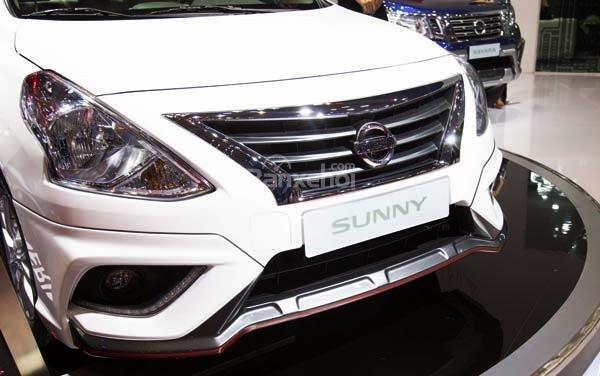 Toyota Vios 2019 và Nissan Sunny 2019 về thiết kế đầu xe 2