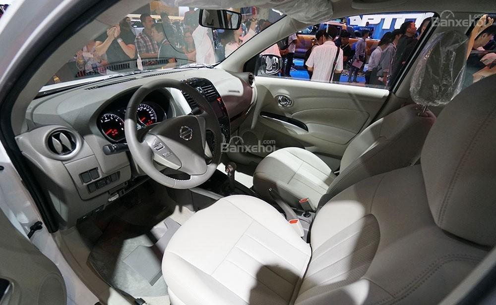 Toyota Vios 2019 và Nissan Sunny 2019 về ghế ngồi 2