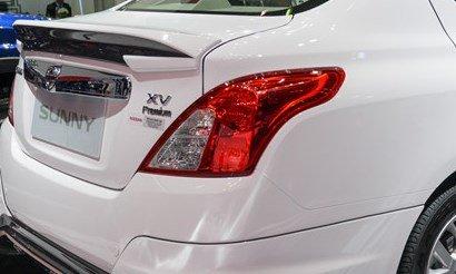 Toyota Vios 2019 và Nissan Sunny 2019 về thiết kế đèn hậu 2