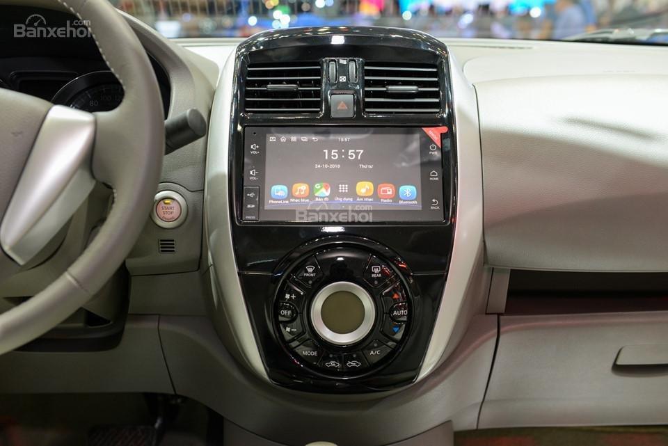 Toyota Vios 2019 và Nissan Sunny 2019 về trang bị tiện nghi 2