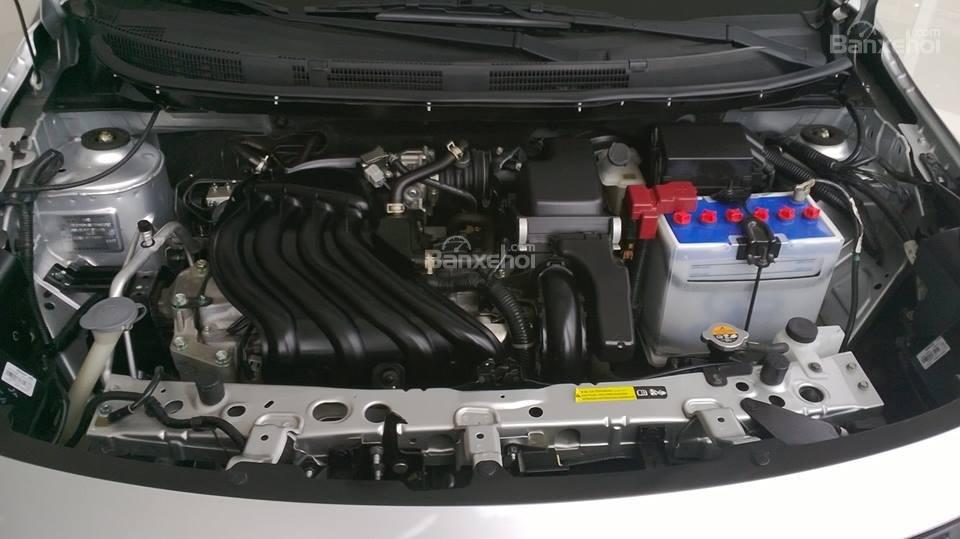 Toyota Vios 2019 và Nissan Sunny 2019 về động cơ 1