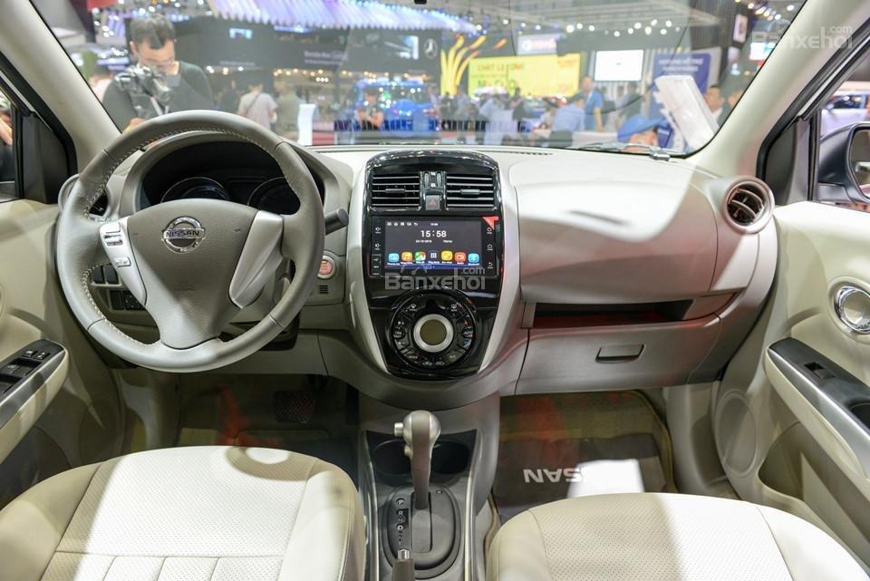 Toyota Vios 2019 và Nissan Sunny 2019 về táp lô 2