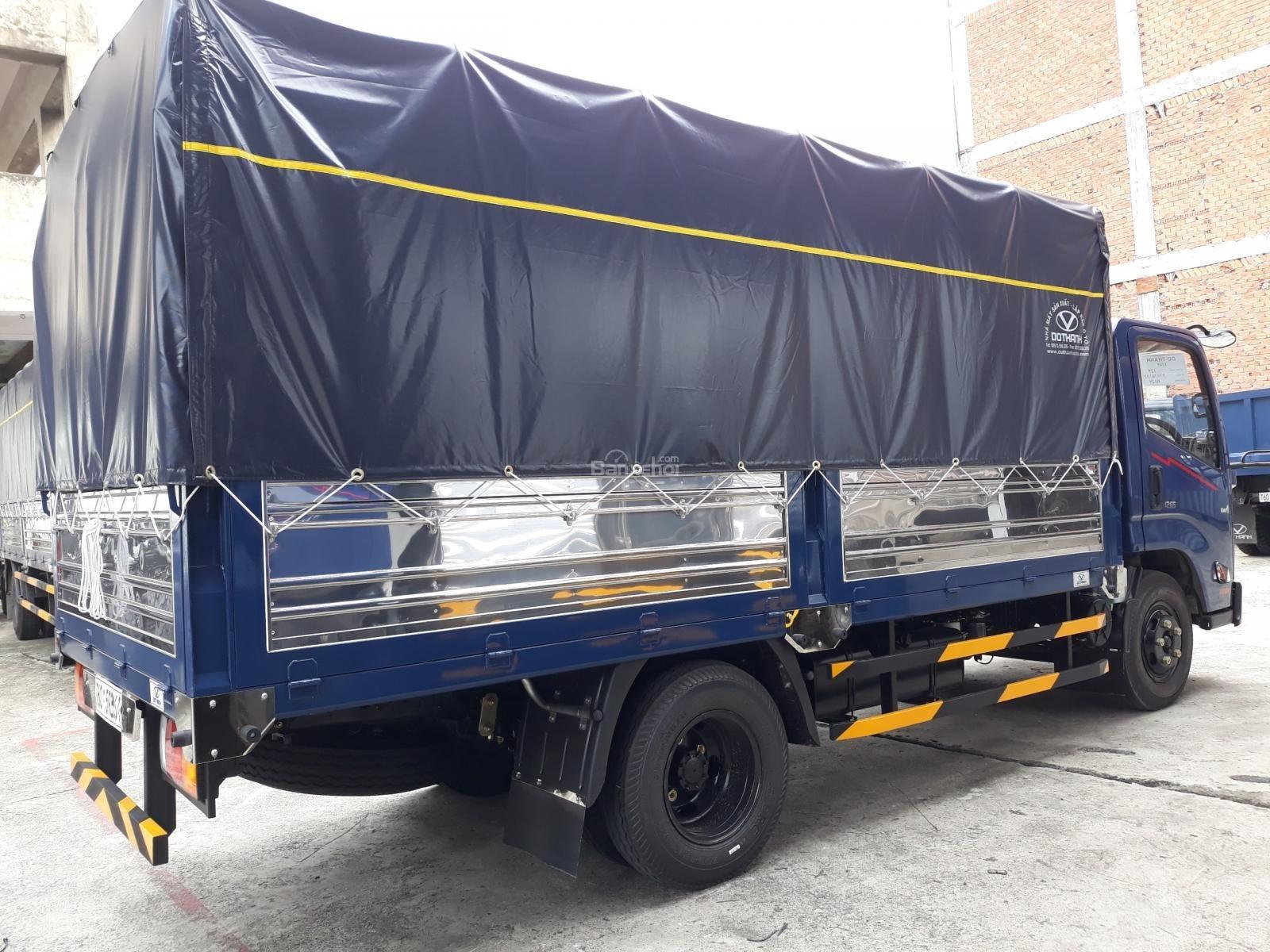 Xe tải Đô Thành IZ65 tải 1.9 tấn đến 3.5 tấn, khuyến mãi 100% thuế trước bạ, hỗ trợ trả góp, giao xe ngay (3)