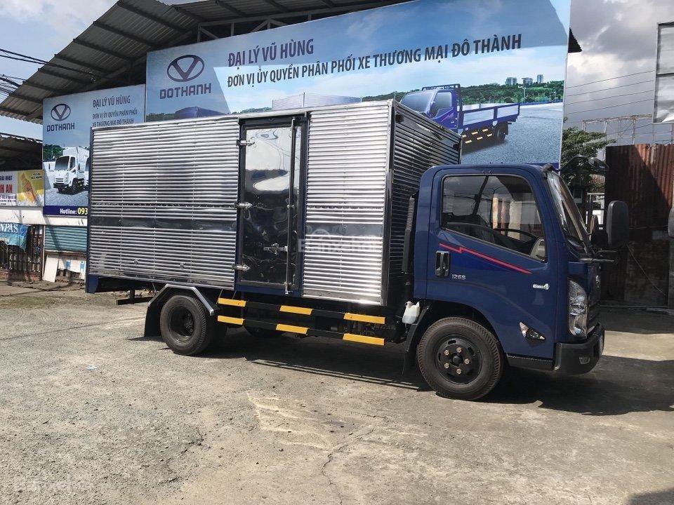 Xe tải Đô Thành IZ65 tải 1.9 tấn đến 3.5 tấn, khuyến mãi 100% thuế trước bạ, hỗ trợ trả góp, giao xe ngay (6)