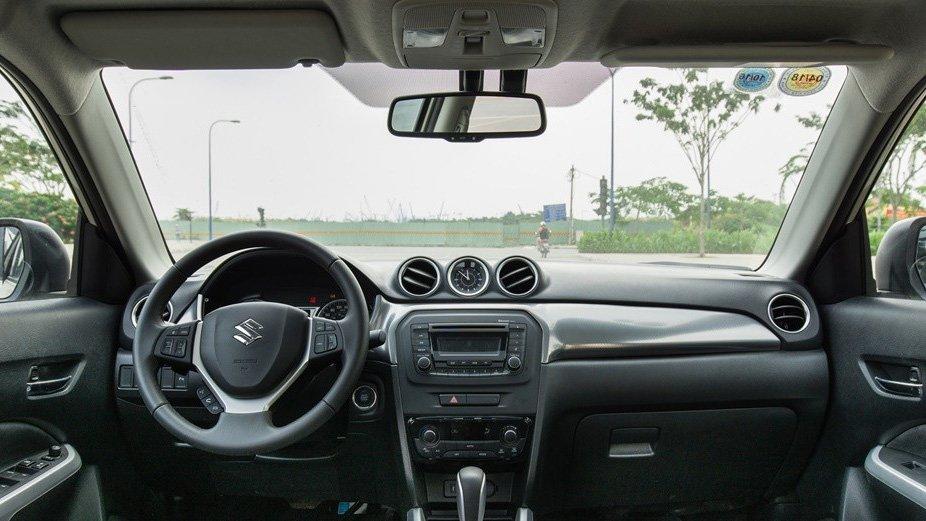 SUV đô thị cỡ nhỏ dưới 800 triệu, chọn Hyundai Kona 2019 hay Suzuki Vitara 2018? 8.