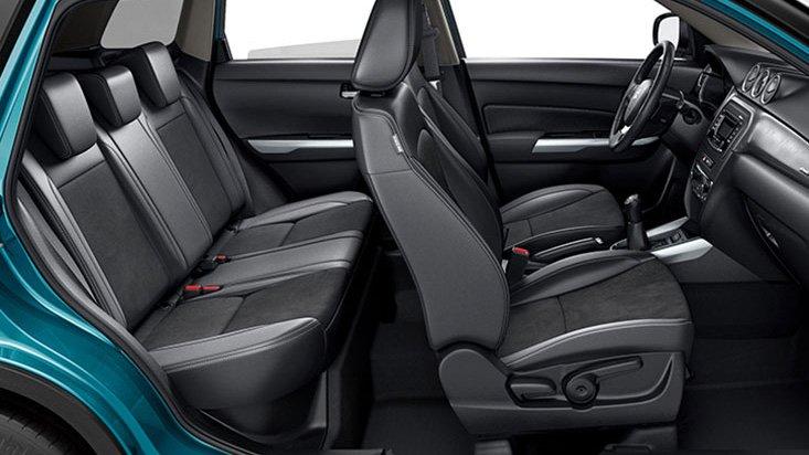 SUV đô thị cỡ nhỏ dưới 800 triệu, chọn Hyundai Kona 2019 hay Suzuki Vitara 2018? 9.