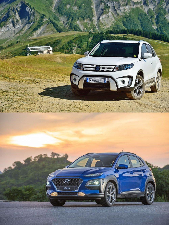 SUV đô thị cỡ nhỏ dưới 800 triệu, chọn Hyundai Kona 2019 hay Suzuki Vitara 2018? 15.