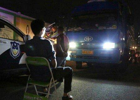 Ô tô lắp thêm đèn trợ sáng sẽ bị từ chối đăng kiểm a2