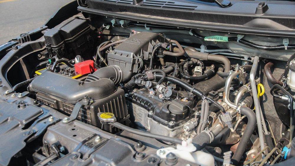 Hyundai Kona có công suất vượt trội và hộp số linh hơn hơn so với Toyota Rush rất nhiều 3