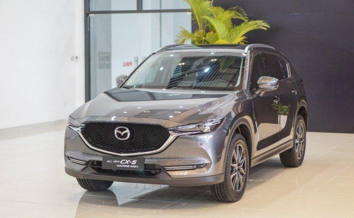 Thêm 3 màu ''''''''hot'''''''', Mazda CX-5 có bao nhiêu màu ngoại thất? - Ảnh 1.