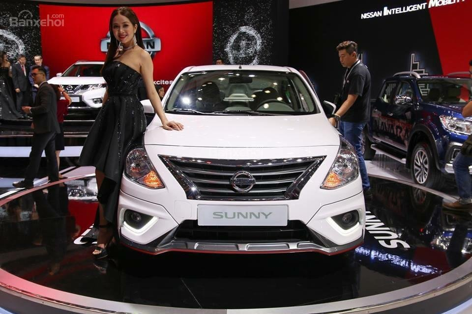 Bán Nissan Sunny XV-Q-Series - phiên bản bản hoàn toàn mới - giảm giá lên đến 40 triệu đồng-0