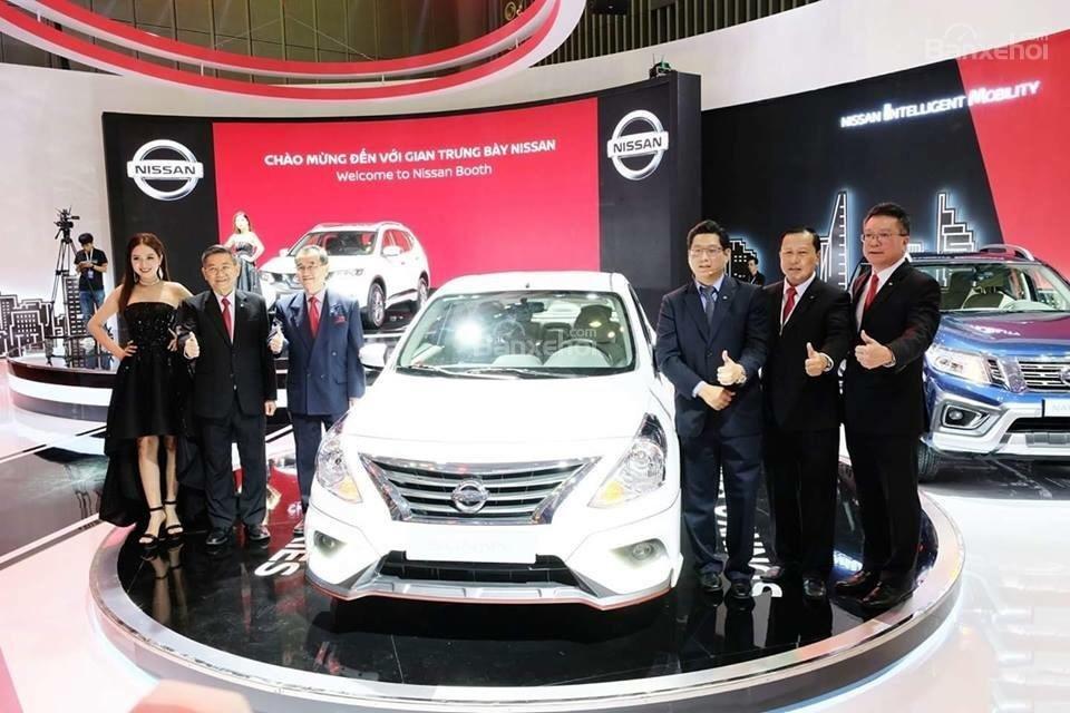 Bán Nissan Sunny XV-Q-Series - phiên bản bản hoàn toàn mới - giảm giá lên đến 40 triệu đồng-1