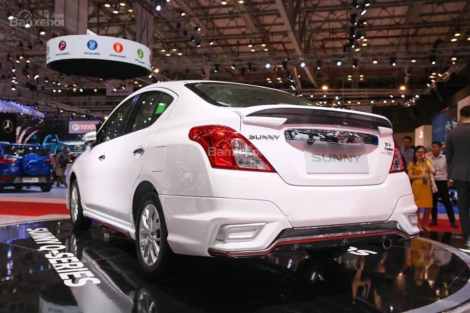 Bán Nissan Sunny XV-Q-Series - phiên bản bản hoàn toàn mới - giảm giá lên đến 40 triệu đồng-4