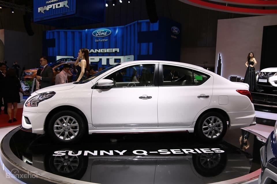 Bán Nissan Sunny XV-Q-Series - phiên bản bản hoàn toàn mới - giảm giá lên đến 40 triệu đồng-7