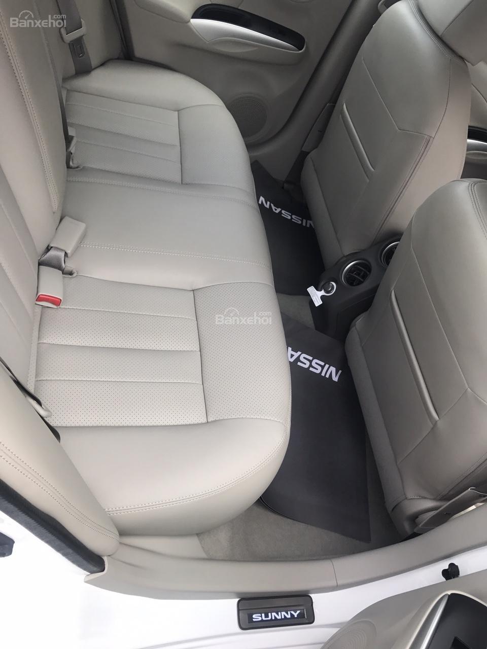 Bán Nissan Sunny XV-Q-Series - phiên bản bản hoàn toàn mới - giảm giá lên đến 40 triệu đồng-9