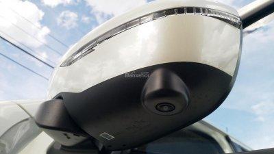 Đánh giá xe Nissan Terra 2019: Gương chiếu hậu tích hợp đèn báo rẽ, chỉnh gập điện 1