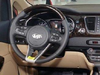 Đánh giá xe Kia Sedona bản Platinum G 1