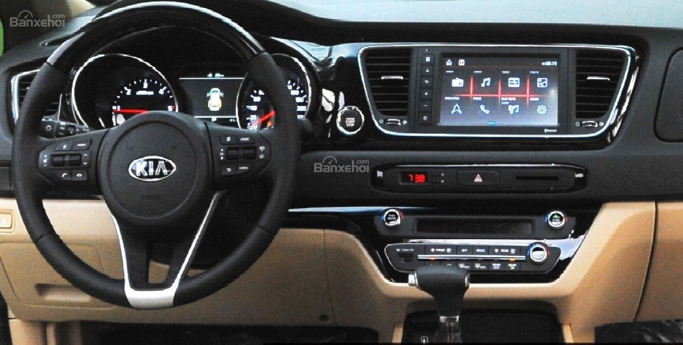 Đánh giá xe Kia Sedona bản Platinum G