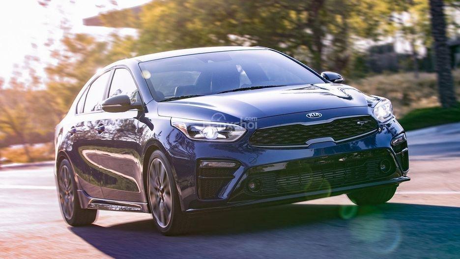 [SEMA 2018] Kia Forte GT 2020 mạnh mẽ cực đỉnh - 1