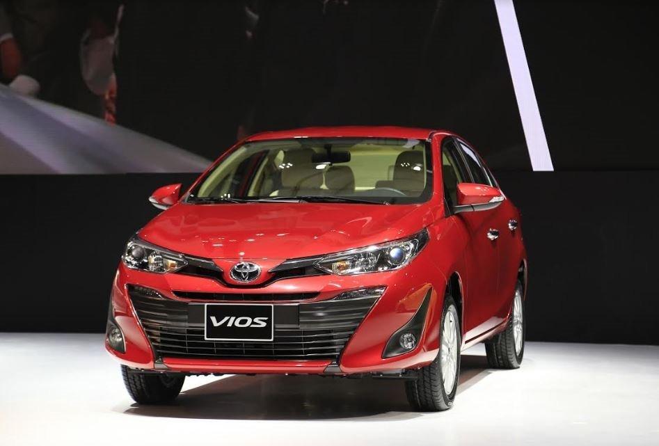 Toyota Vios tung chương trình khuyến mại lớn cho 2 tháng cuối năm a1