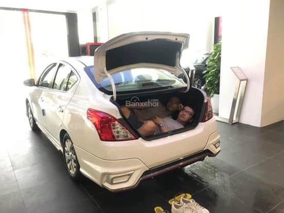 Bán xe Nissan Sunny 2019 GIÁ SIÊU HẤP DẪN tặng BHTV + bộ PK 15tr-4