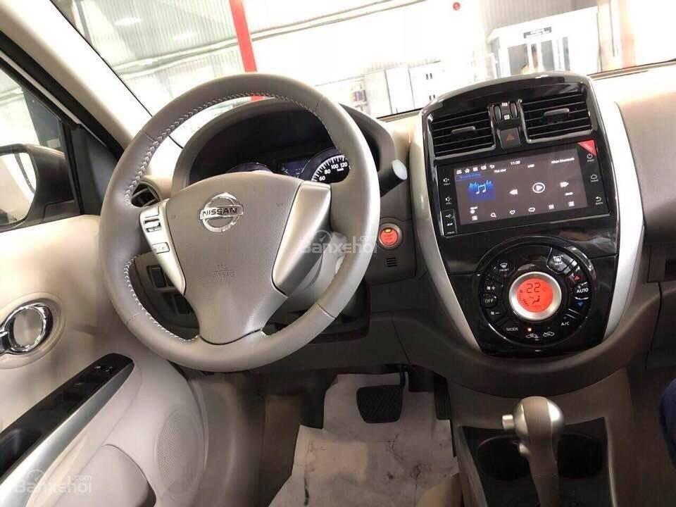 Bán xe Nissan Sunny 2019 GIÁ SIÊU HẤP DẪN tặng BHTV + bộ PK 15tr-1