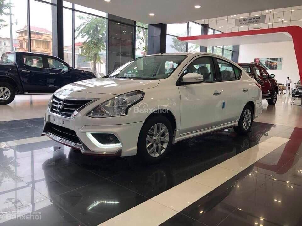 Bán xe Nissan Sunny 2019 GIÁ SIÊU HẤP DẪN tặng BHTV + bộ PK 15tr-3