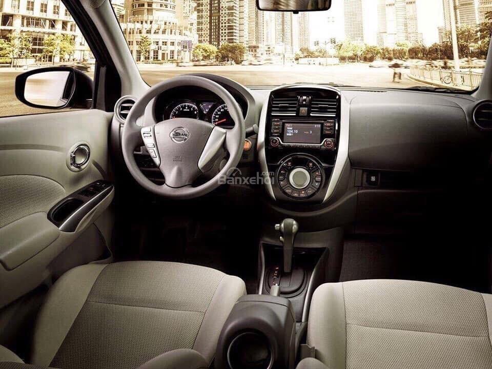 Bán xe Nissan Sunny 2019 GIÁ SIÊU HẤP DẪN tặng BHTV + bộ PK 15tr-2
