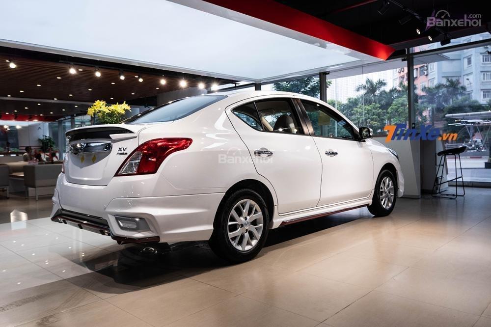 Bán xe Nissan Sunny 2019 GIÁ SIÊU HẤP DẪN tặng BHTV + bộ PK 15tr-10
