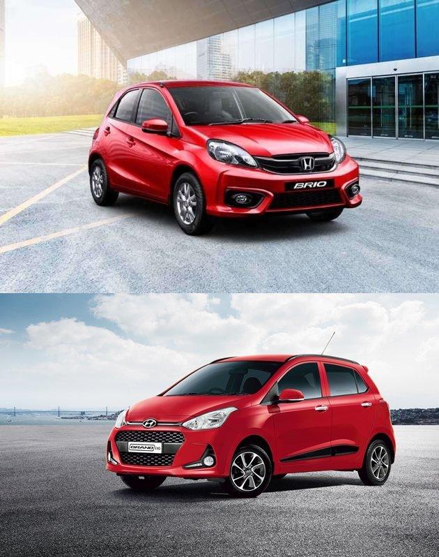Xe cỡ nhỏ giá rẻ, tân binh Honda Brio có thể lật đổ ''''''''thống soái'''''''' Hyundai Grand i10? 14.