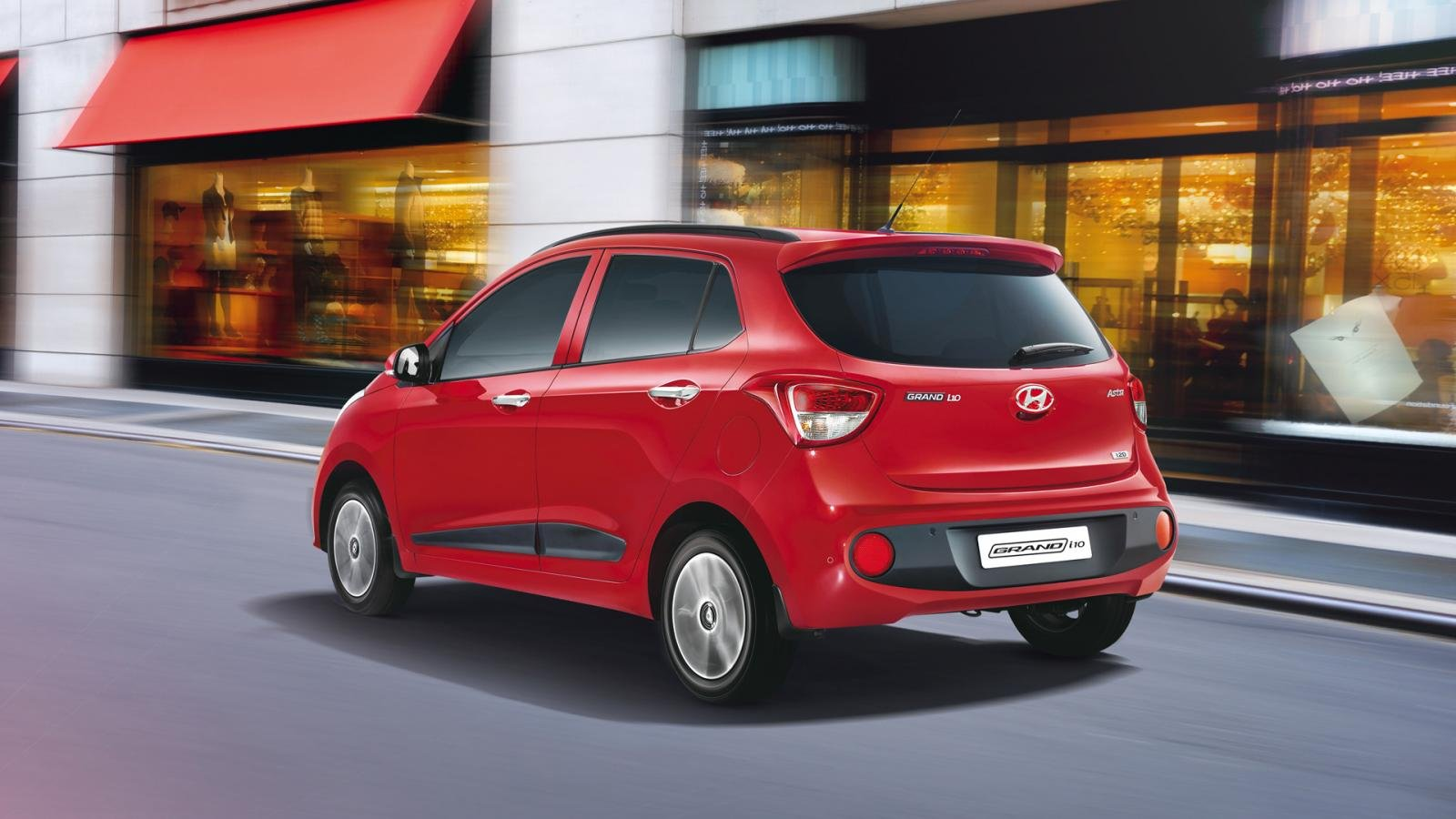 Xe cỡ nhỏ giá rẻ, tân binh Honda Brio có thể lật đổ ''''''''thống soái'''''''' Hyundai Grand i10? 13.