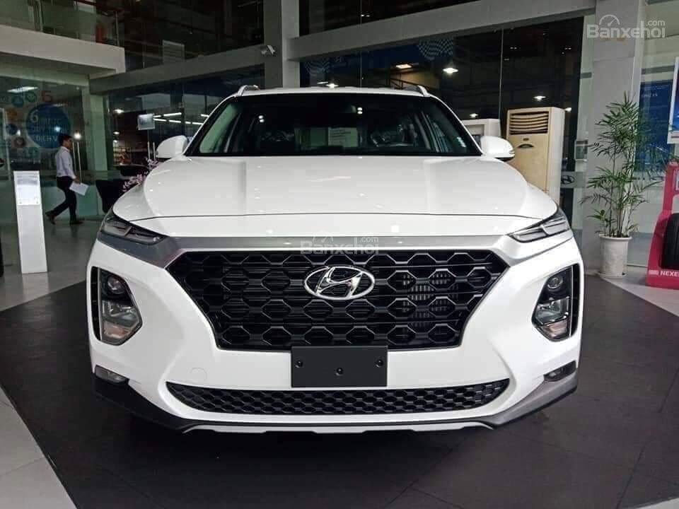 Hyundai Santa Fe 2019, giao xe ngay, khuyến mại cực cao, liên hệ ngay: 0981476777 để ép giá và nhận ưu đãi-0